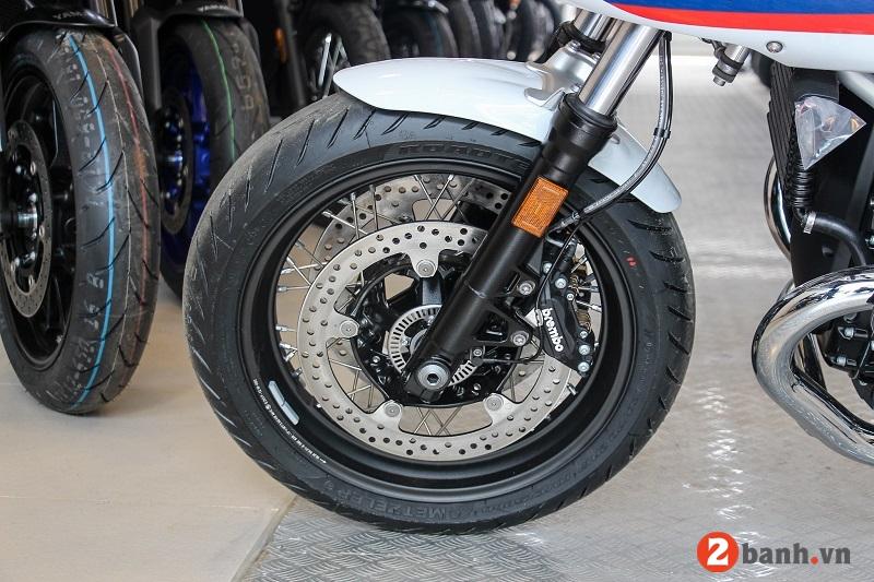 Bmw r nine t racer - 5