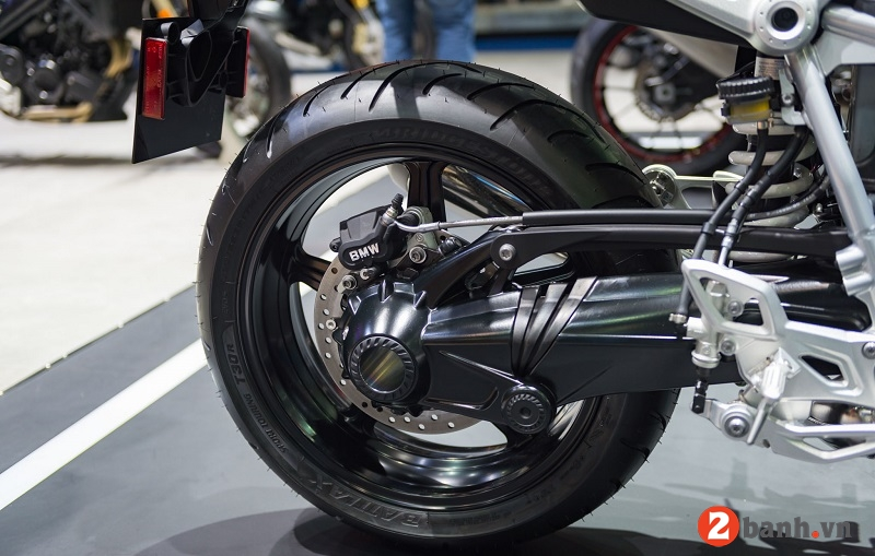 Bmw r nine t racer - 9