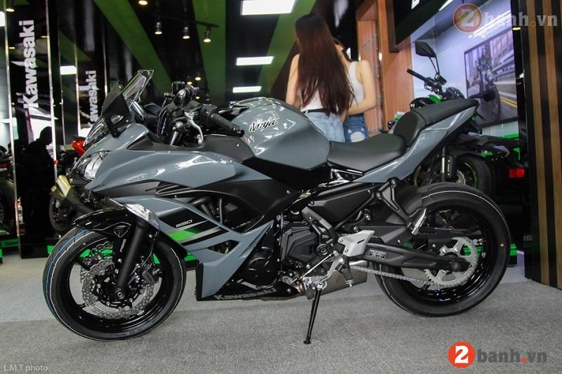 Kawasaki ninja 650 2017 - 3