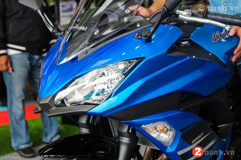 Kawasaki ninja 650 2017 - 4
