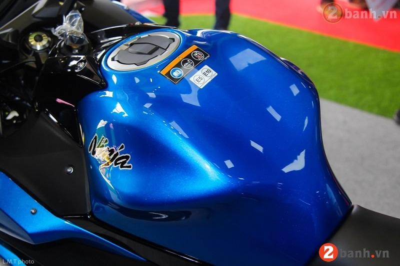 Kawasaki ninja 650 2017 - 7