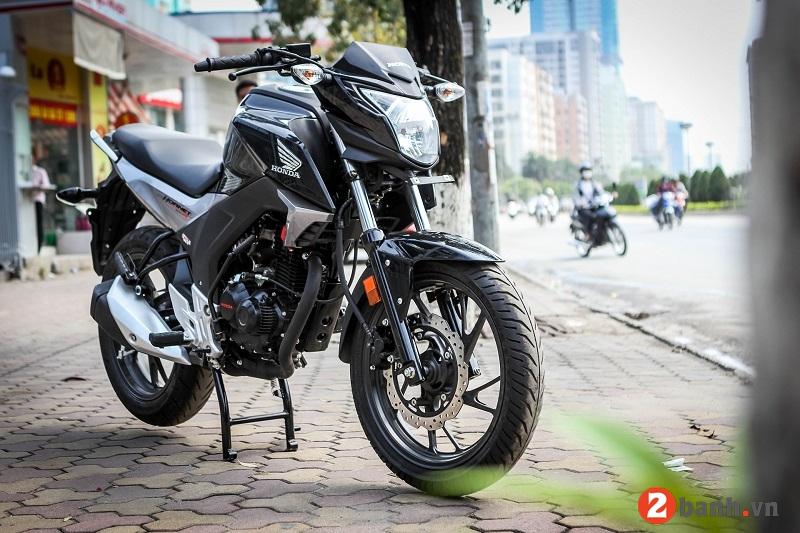 Honda cb hornet 160r - 2