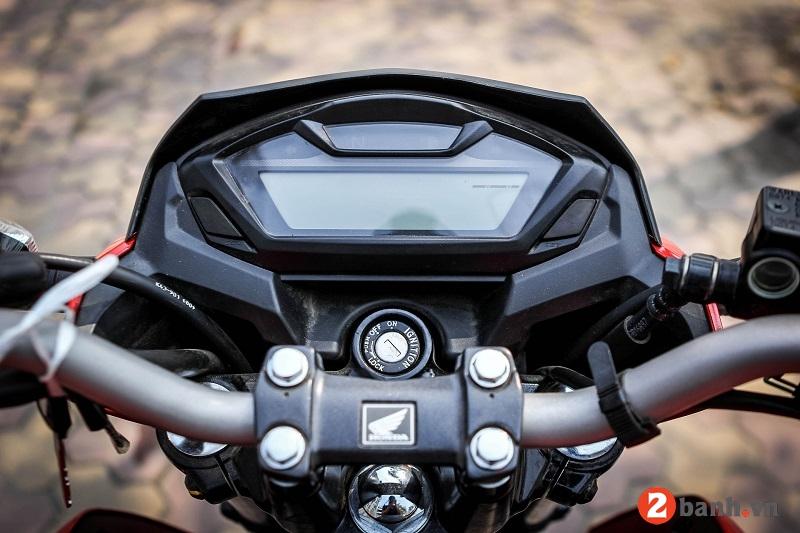 Honda cb hornet 160r - 4