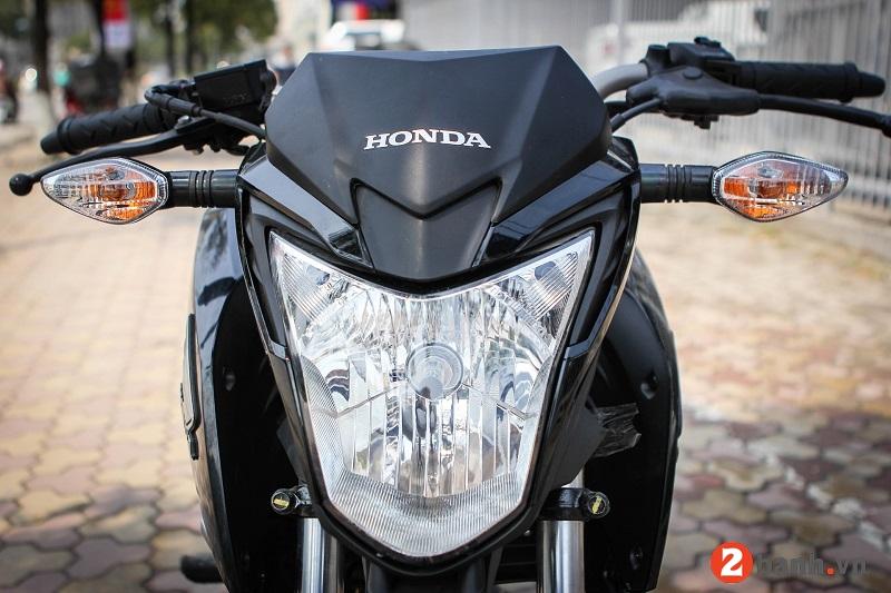 Honda cb hornet 160r - 3