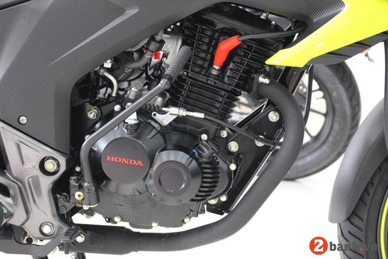 Honda cb hornet 160r - 8