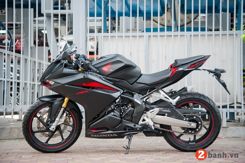 Honda cbr250rr 2017 - 2