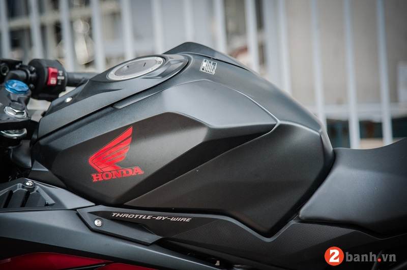 Honda cbr250rr 2017 - 11