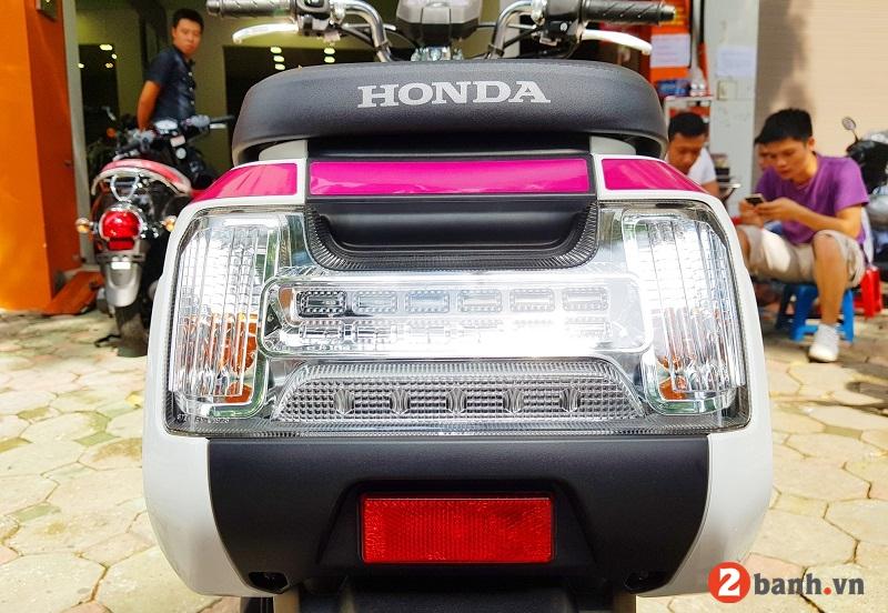 Honda dunk 2017 - 11