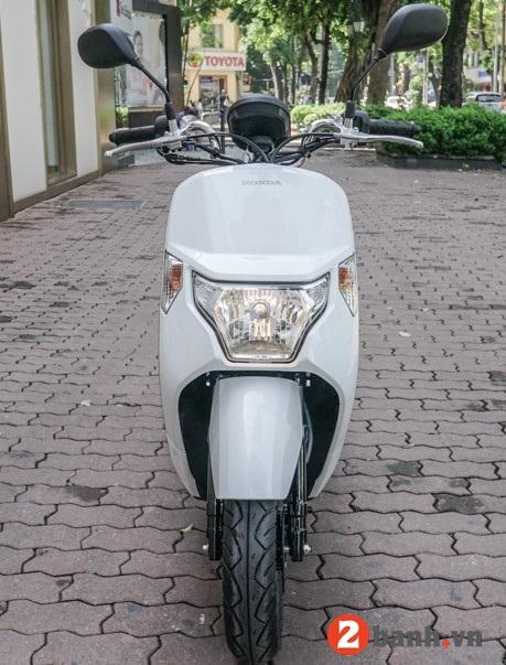 Honda dunk 2017 - 4