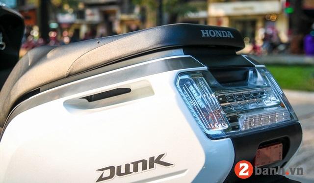 Honda dunk 2017 - 10