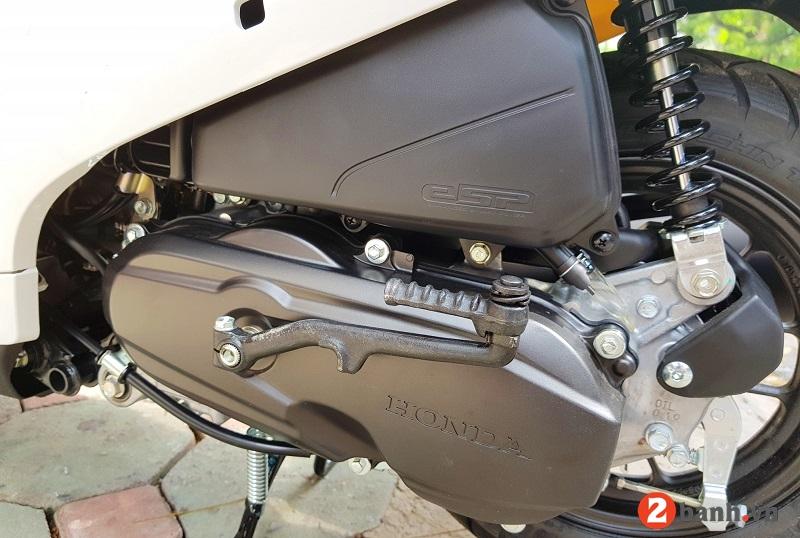 Honda dunk 2017 - 12