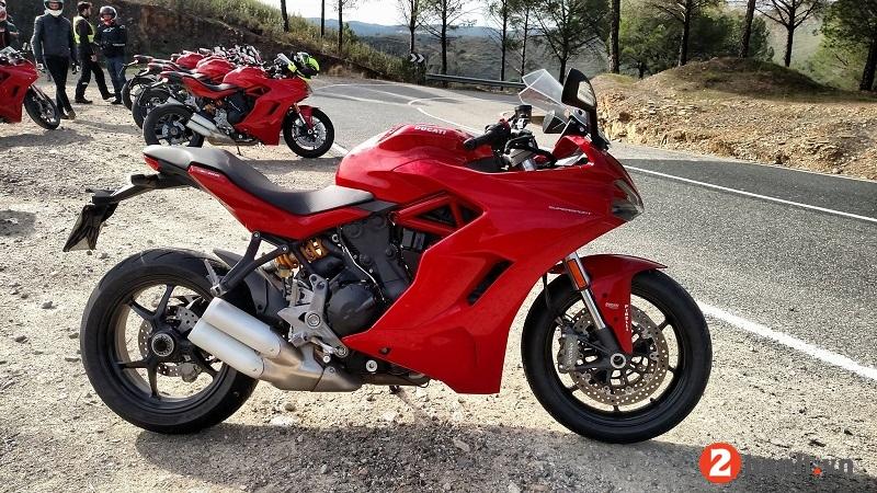Ducati supersport - 2