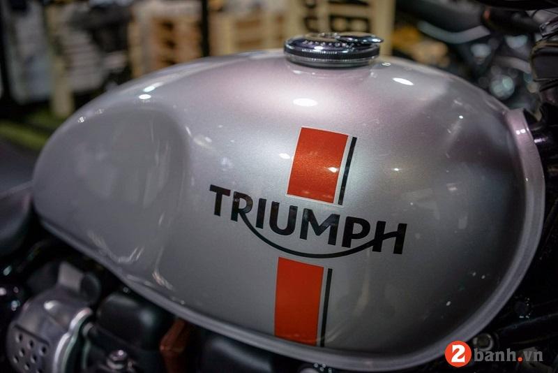 Triumph street twin - 7