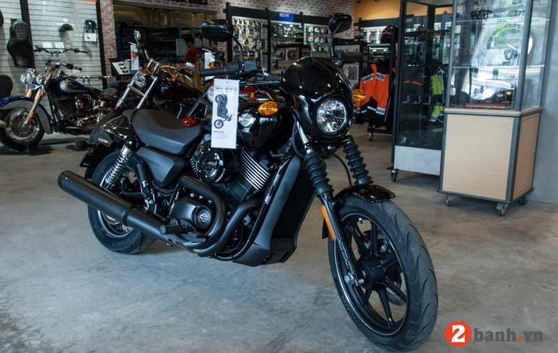 Harley davidson street 750 - 2