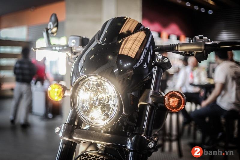 Harley davidson street rod 750 - 4
