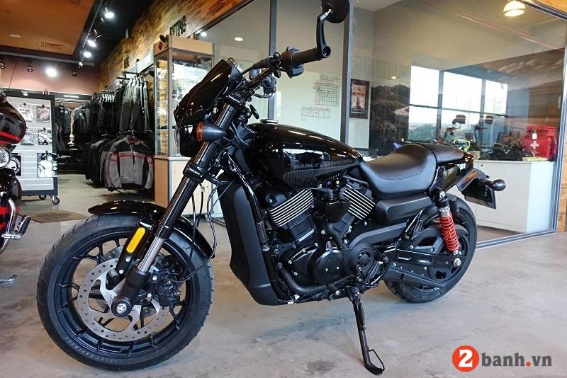 Harley davidson street rod 750 - 2