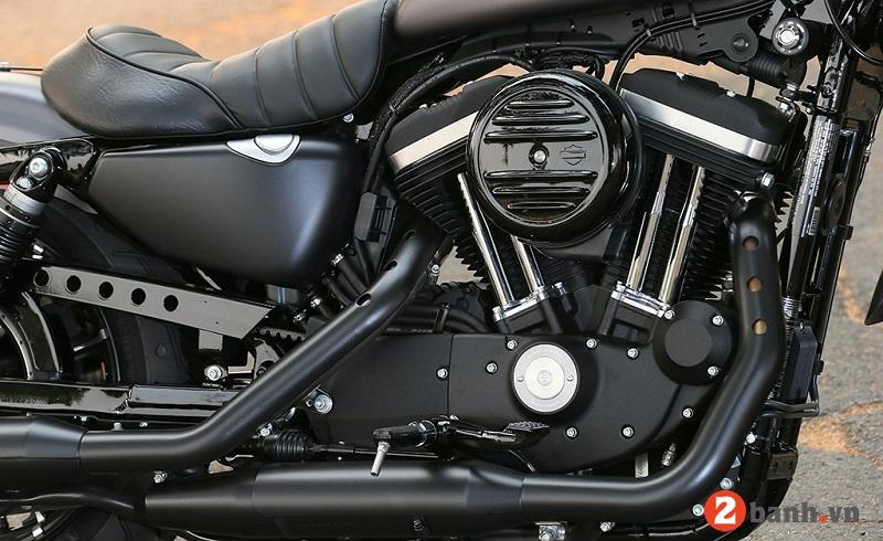 Harley davidson iron 883 - 3