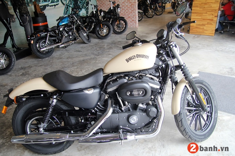 Harley davidson iron 883 - 2
