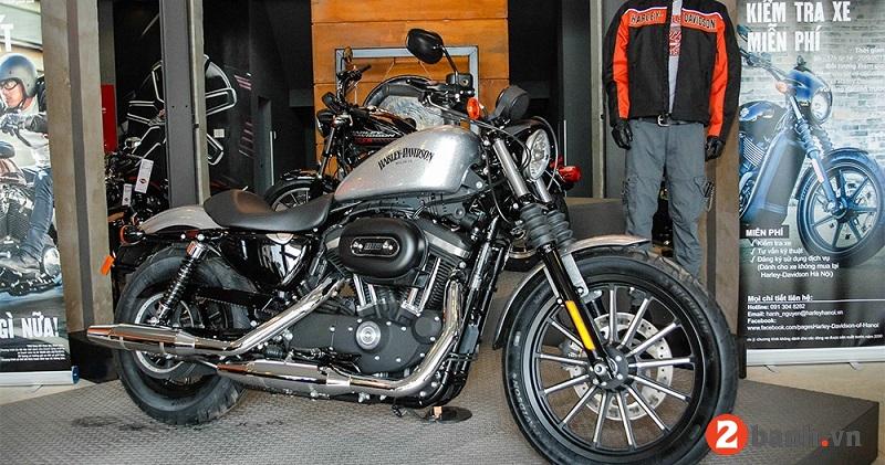 Harley davidson iron 883 - 1