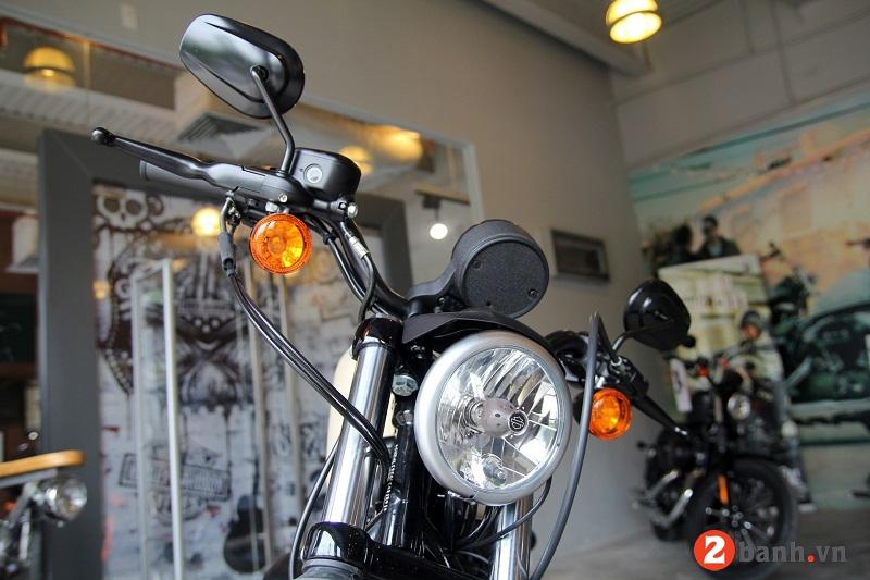 Harley davidson iron 883 - 4