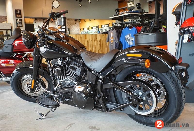 Harley davidson softail slim s - 2