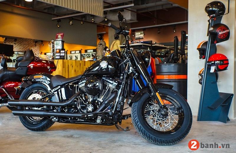 Harley davidson softail slim s - 1