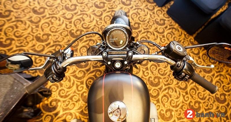 Harley davidson roadster - 4