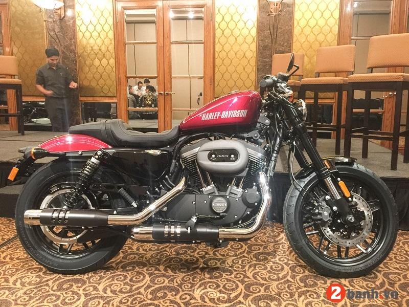 Harley davidson roadster - 2