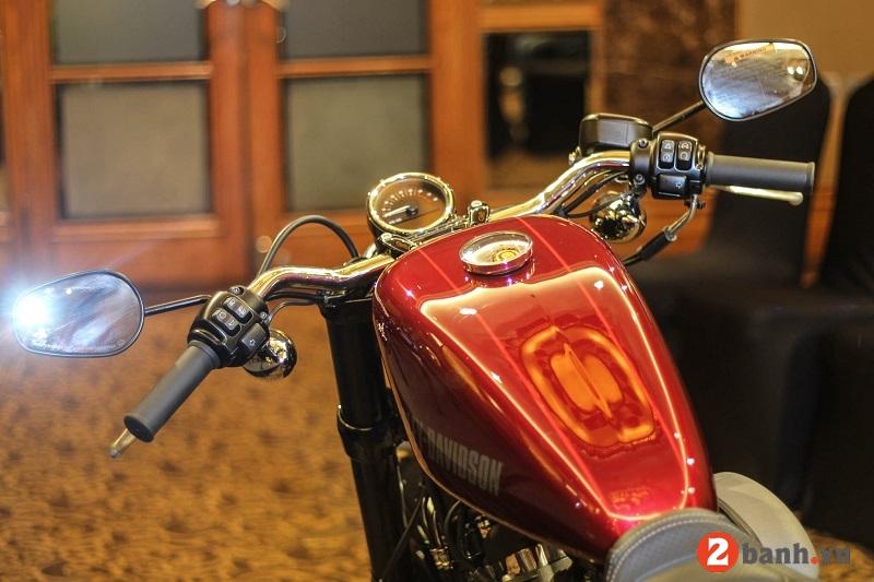 Harley davidson roadster - 5