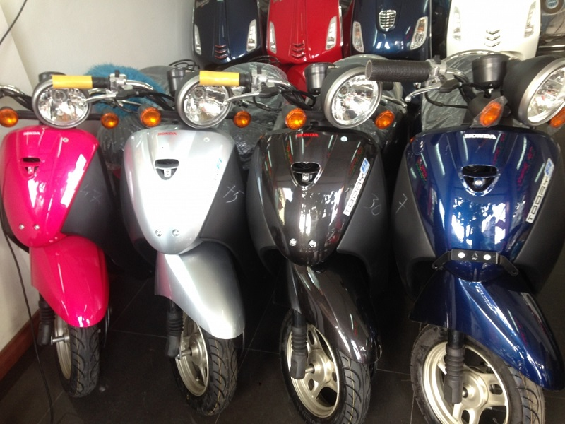 Honda today 50cc - 2