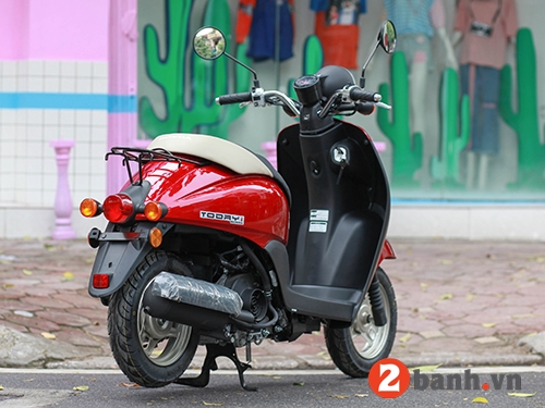 Honda today 50cc - 7