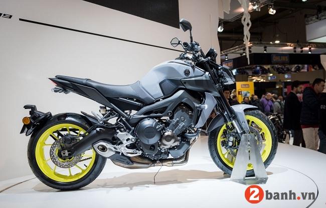 Yamaha mt-09 - 2
