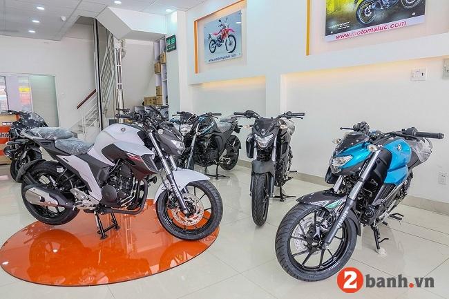 Yamaha fz25 2019 - 1