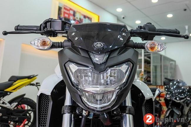 Yamaha fz25 2018 - 4