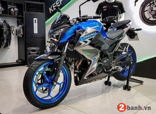 Kawasaki z300 abs 2018 - 8