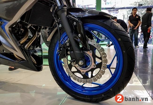 Kawasaki z300 abs 2018 - 9