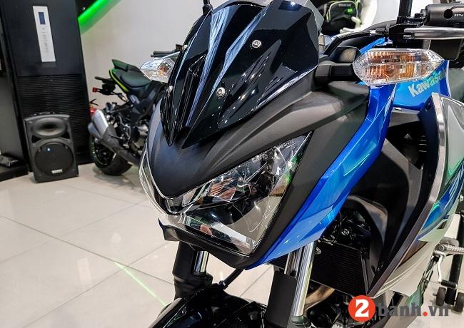Kawasaki z300 abs 2018 - 3