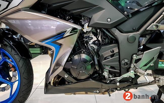 Kawasaki z300 abs 2018 - 5