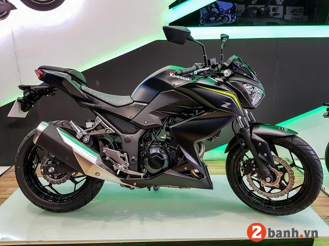 Kawasaki z300 abs 2018 - 7