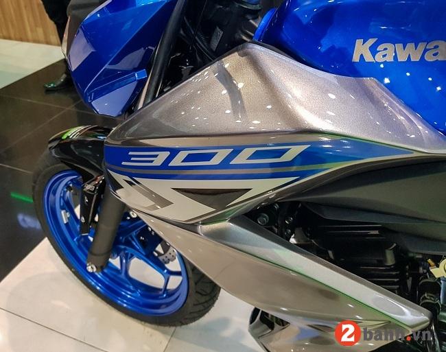Kawasaki z300 abs 2018 - 4