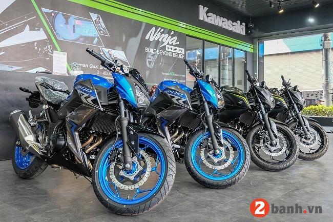 Kawasaki z300 abs 2018 - 1
