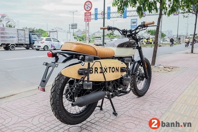 Brixton bx 150 limited edition - 3
