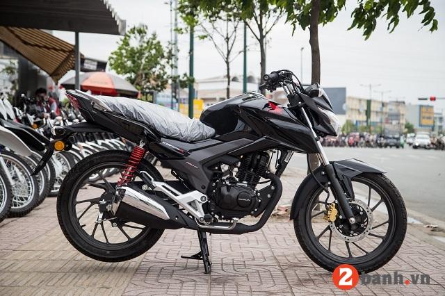 Honda cbf125r 2018 - 3