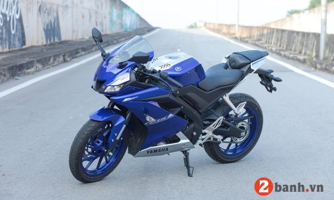 Yamaha r15 - 1