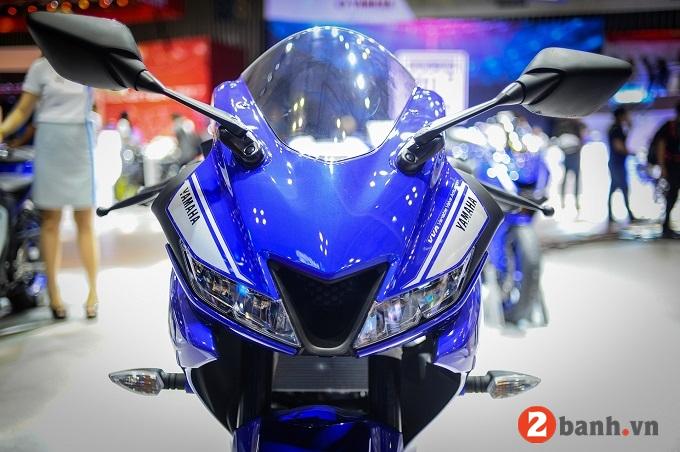 Yamaha r15 - 2