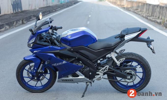 Yamaha r15 - 6
