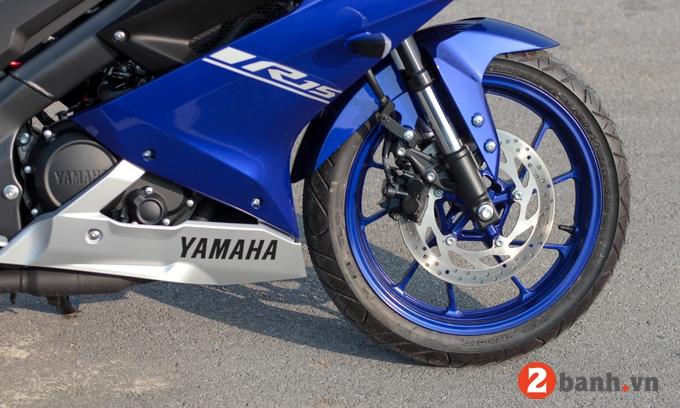 Yamaha r15 - 5