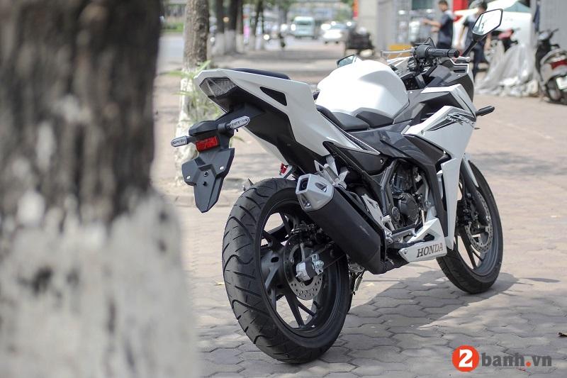 Honda cbr150 2018 - 3