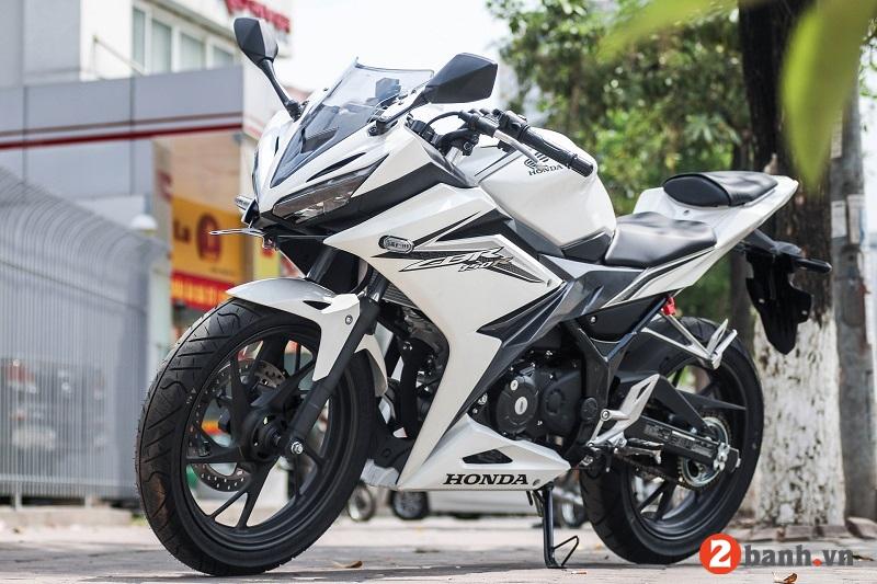 Honda cbr150 2018 - 1
