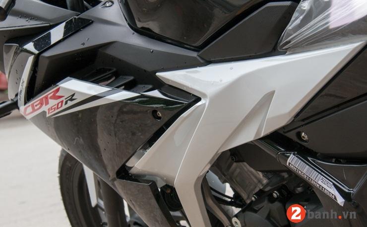 Honda cbr150 2018 - 5